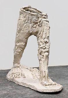 Thomas Houseago - Legs (Landslide) - 2010