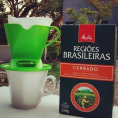 Experimente um café diferente essa tarde. ;)