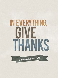 Give Thanks #Bible #Verse #Poster