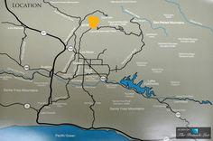 Location - Michael Jacksons Neverland Valley Ranch - 5225 Figueroa Mountain Road, Los Olivos, CA