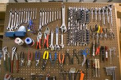 From The Flickr Pool: Pegboard On Display | Toolmonger