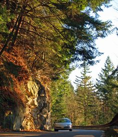 Bucket list for Washington state 13. Go for a road trip on Chuckanut Drive.