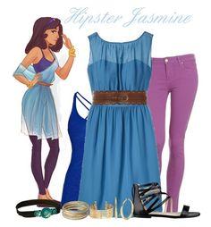 """Hipster Jasmine"" by harryosbornlove ❤ liked on Polyvore"