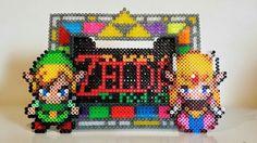 LoZ Minish Cap Picture Frame