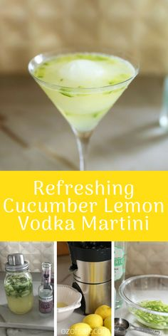 The best cucumber lemon vodka martini recipe for the summer Martini Recipes Summer Drink Recipes Best Mixed Drinks Vodka Martini Mixed Drink Recipes Cocktail Recipes Summer Drink Recipes, Alcohol Drink Recipes, Vodka Recipes, Martini Recipes, Summer Drinks, Cocktail Recipes, Dinner Recipes, Lemon Recipes, Fun Drinks