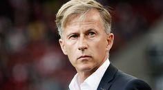 Der VfL verkündet offiziell die Trennung von Andries Jonker ..