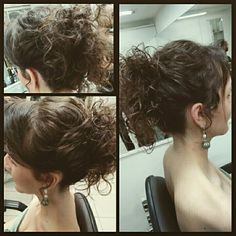 Opção de cabelo para natal e ano novo!!