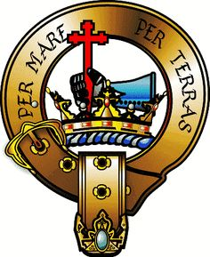 By Sea or By Land  Clan Donald