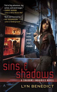SINS AND SHADOWS (Shadows Inquiries, #1) by Lyn Benedict
