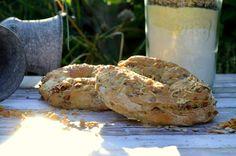 Backmischung für Kartoffel Grill Kringel