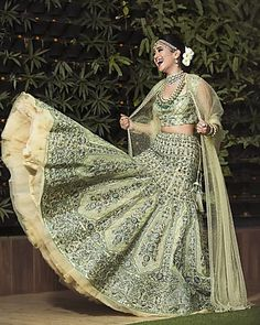 Buy beautiful Designer fully custom made bridal lehenga choli and party wear lehenga choli on Beautiful Latest Designs available in all comfortable price range.Buy Designer Collection Online : Call/ WhatsApp us on : Indian Bridal Outfits, Indian Bridal Lehenga, Indian Bridal Fashion, Indian Dresses, Bridal Dresses, Wedding Dress, Wedding Outfits, Bridal Looks, Bridal Style