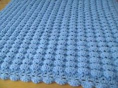 Crochet Circle In Square Blanket - Craft & Patterns Crochet Baby Blanket Tutorial, Crochet Baby Blanket Beginner, Beginner Crochet Tutorial, Crochet Blanket Patterns, Baby Knitting, Crochet Afghans, Crochet Yarn, Baby Afghans, Crochet Blankets
