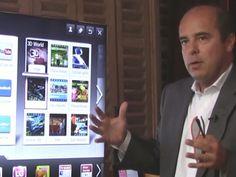 ¿Qué es una televisión inteligente? Probamos las nuevas Smart TV 3D de LG,Digitech. Expansión.com