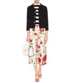 Dolce & Gabbana - Greta leather shoulder bag - mytheresa.com