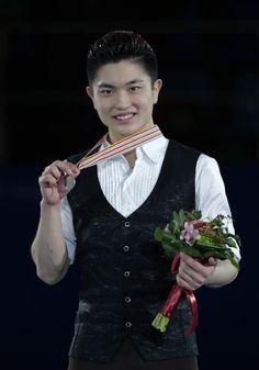 Han Yan Photos: ISU Four Continents Figure Skating Championships 2015 - Day Three