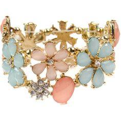 Decree Womens White Stretch Bracelet ($9.99) ❤ liked on Polyvore featuring jewelry, bracelets, stretch jewelry, white bangle, white jewelry and decree jewelry