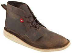 Oliberte Zimbo in Brown/Yellow from PlanetShoes.com