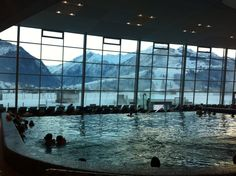Winter Spa - Tauern Spa Kaprun