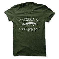 Crappie Day T-Shirt https://www.sunfrogshirts.com/Fishing/Crappie-Day-T-Shirt.html?3686