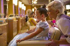 Cruzeiro da Disney receberá a boutique que transforma as meninas em princesas