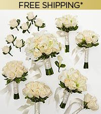 Ivory Inspirations Wedding Package