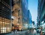 Glass Block: Best use of glass block on Maison Hermes building in Tokyo by Renzo Piano.