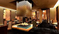 projects restaurant 1b Luxury Hotel in Morocco designed by the daughter of Mick Jagger