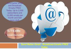 Email Campaign Services - Stedb.com Email Marketing, Internet Marketing, Email Service Provider, Best Email, Email Campaign, Deviantart, Beautiful, Online Marketing