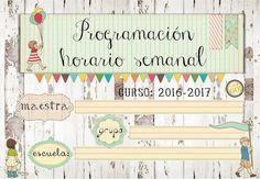 Recursos educativos para maestr@s de infantil quehacemoshoyenelcole.blogspot.com.es Project Planner, Project Life, Homeschool, Bullet Journal, Memories, How To Plan, Projects, Crafts, Paper