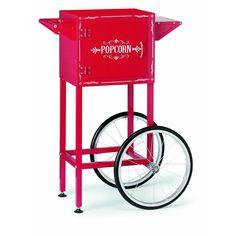Waring Pro Popcorn Maker Trolley - Red | PCRichard.com | WPM40TR