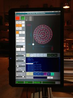 LinuxCNC: Changing the openGL colors in the Axis GUI (2/6)