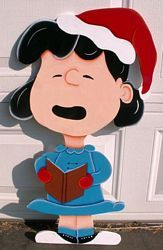 Peanuts Christmas Lucy