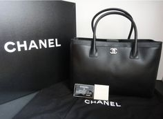 Chanel Cerf Tote - Could be a good work bag at a classy job