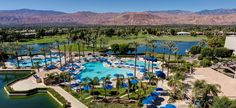 The incomparable J.W. Marriott Desert Springs Resort.