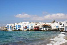 que ver en mykonos Ibiza, Peta, Mykonos, Mansions, House Styles, Windmills, Cruises, Magnets, Boats