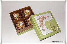 male stvari: Tutorijal Ferrero Rocher kutijica