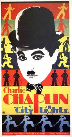 *CITY LIGHTS ~ Charlie Chaplin