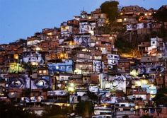 JR, Favela, Rio