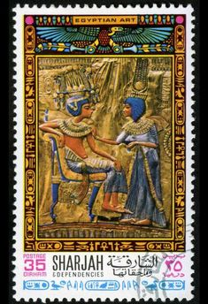 Egyptian stamps - Stamp Community Forum