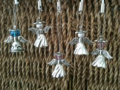 angel charms/dangles