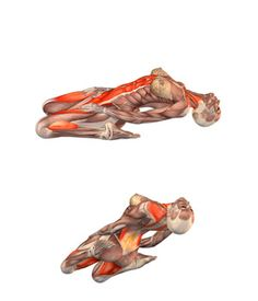 #MATSYENDRA VIRASANA Fish out of hero pose | YOGA.com