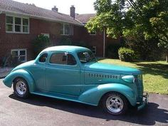 1938 Chevy Coupe..Re-pin Brought to you by #CarInsurance at #HouseofInsurance in Eugene, Oregon