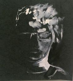 ATELIER DE VESTE: JANUARI thema LICHT (in het portret) II