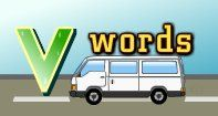 A great video to introduce toddlers to words that begin with the letter V. The catchy video animation and colorful illustrations are interesting enough to keep children entertained and glued.