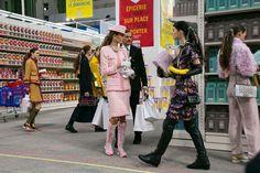 Chanel, by Karl Lagerfeld, autumn/winter in Paris. Fashion Week, Love Fashion, Fashion Looks, Fashion Ideas, Kendall Jenner, Karl Lagerfeld, Rihanna, Cara Delevigne, Chanel Fashion Show