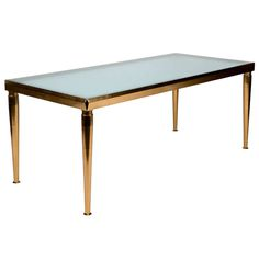 1stdibs.com | Exquisitely made '50s table