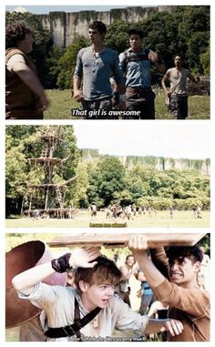 I LOVED this part! Best part in the movie.