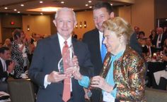 Senator Jeff Sesssions, Eagle Forum president Ed Martin & EF founder Phyllis Schlafly