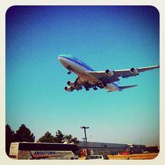 Jumbo jetting! #iphone4