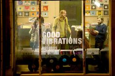 Good Vibrations (2012), based on the true story of Terri Hooley, who opened an influential record store on the most bombed street in Belfast at the height of the Troubles